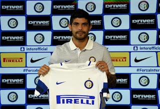 Banega number in Internazionale Milano