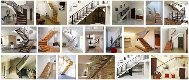 Tangga Rumah Minimalis 2 Lantai