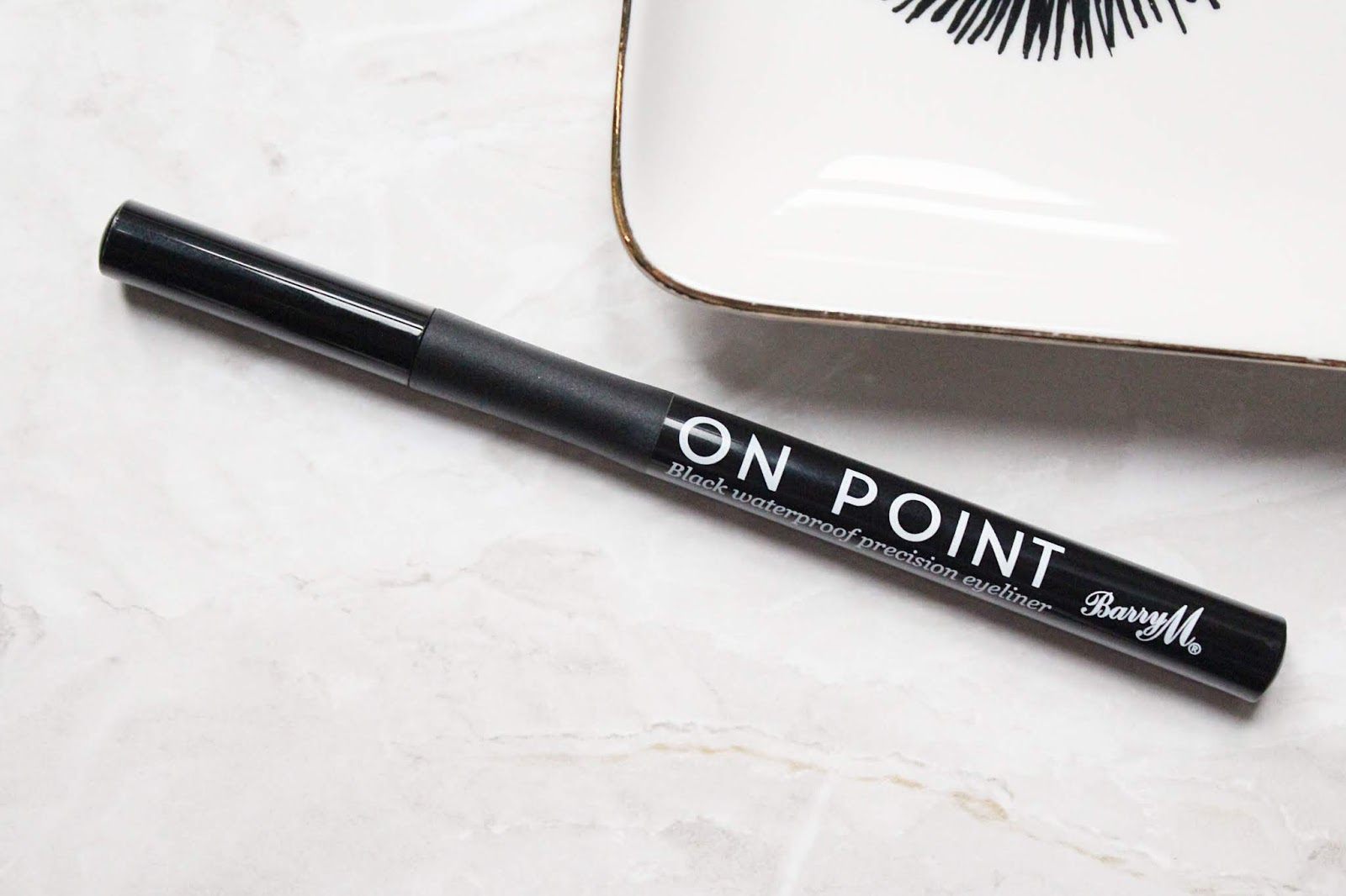 Barry M On Point Precision Eyeliner Review
