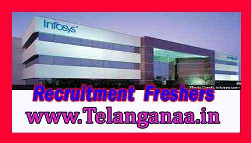 Infosys Recruitment For Freshers Apply
