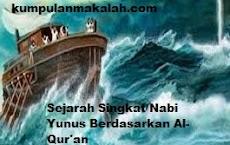 Sejarah Singkat Nabi Yunus Berdasarkan Al-Qur'an