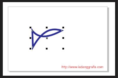 Cara Menajamkan Sudut Pada Objek di Corel Draw
