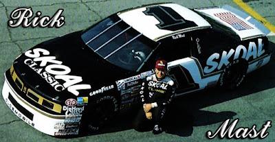 Rick Mast #1 Racing Champions 1/64 NASCAR diecast blog