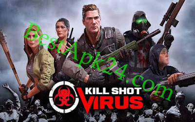 Kill Shot Virus MOD APK (Unlimited Equipment) v1.6.2 Download 1