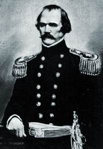 Albert Sidney Johnston.