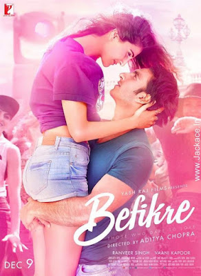 Befikre Budget, Screens & Day Wise Box Office Collection