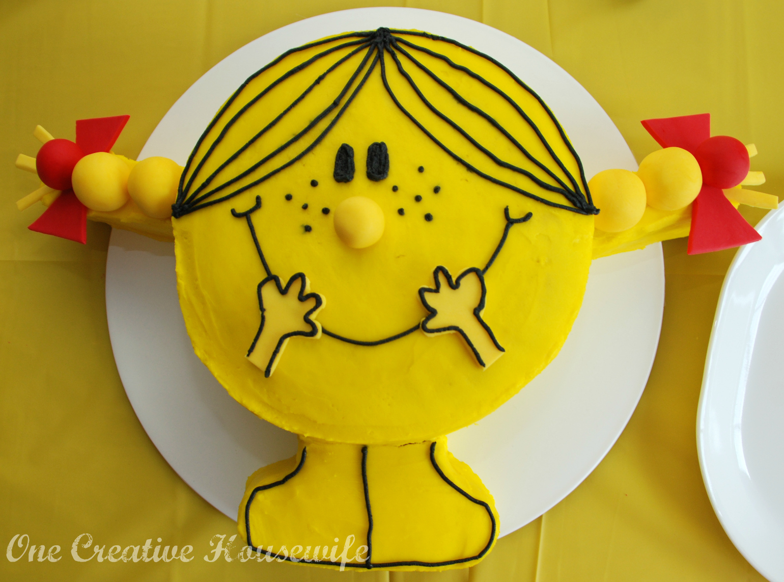One Creative Housewife Little Miss Sunshine Party Part 2