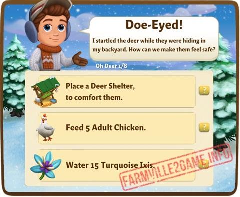 Doe Eyed