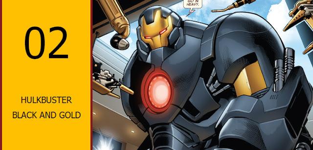 Macam Armor Hulkbuster