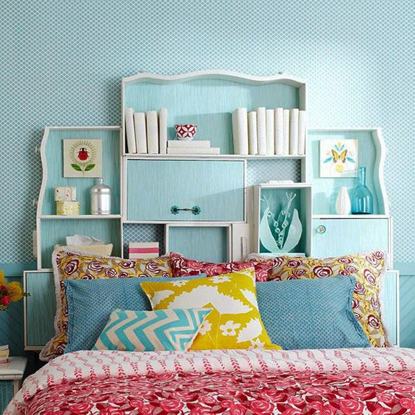 10 fotos de cabeceros originales dormitorios colores y - Cabecero cama original ...