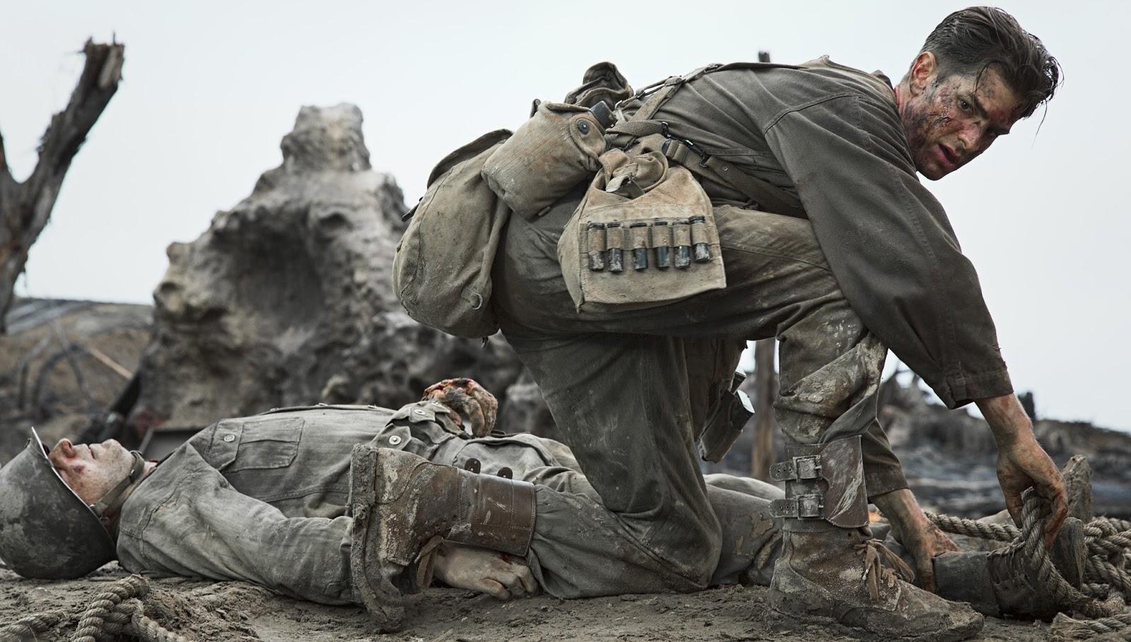 Até o Último Homem | Andrew Garfiel em vídeos inéditos do épico de guerra dirigido por Mel Gibson
