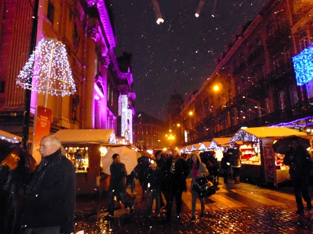 Navidad en Bruselas