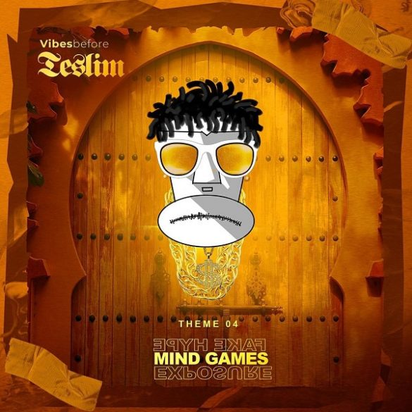 [Music] Vector – Mind Games (Fake Hype & Exposure)