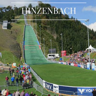 Hinzenbach (Austria) na pierwszy weekend października