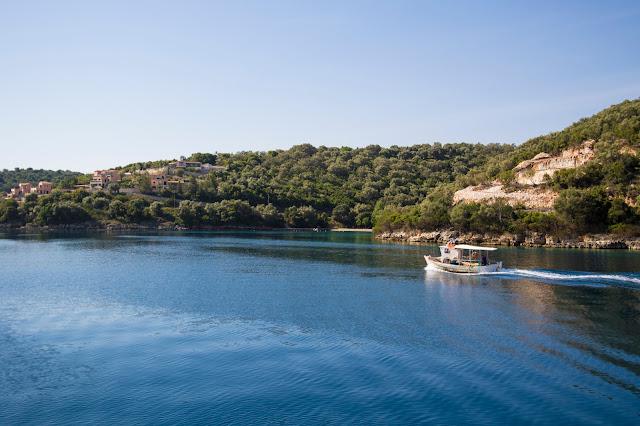 Isola di Meganisi-Lefkada