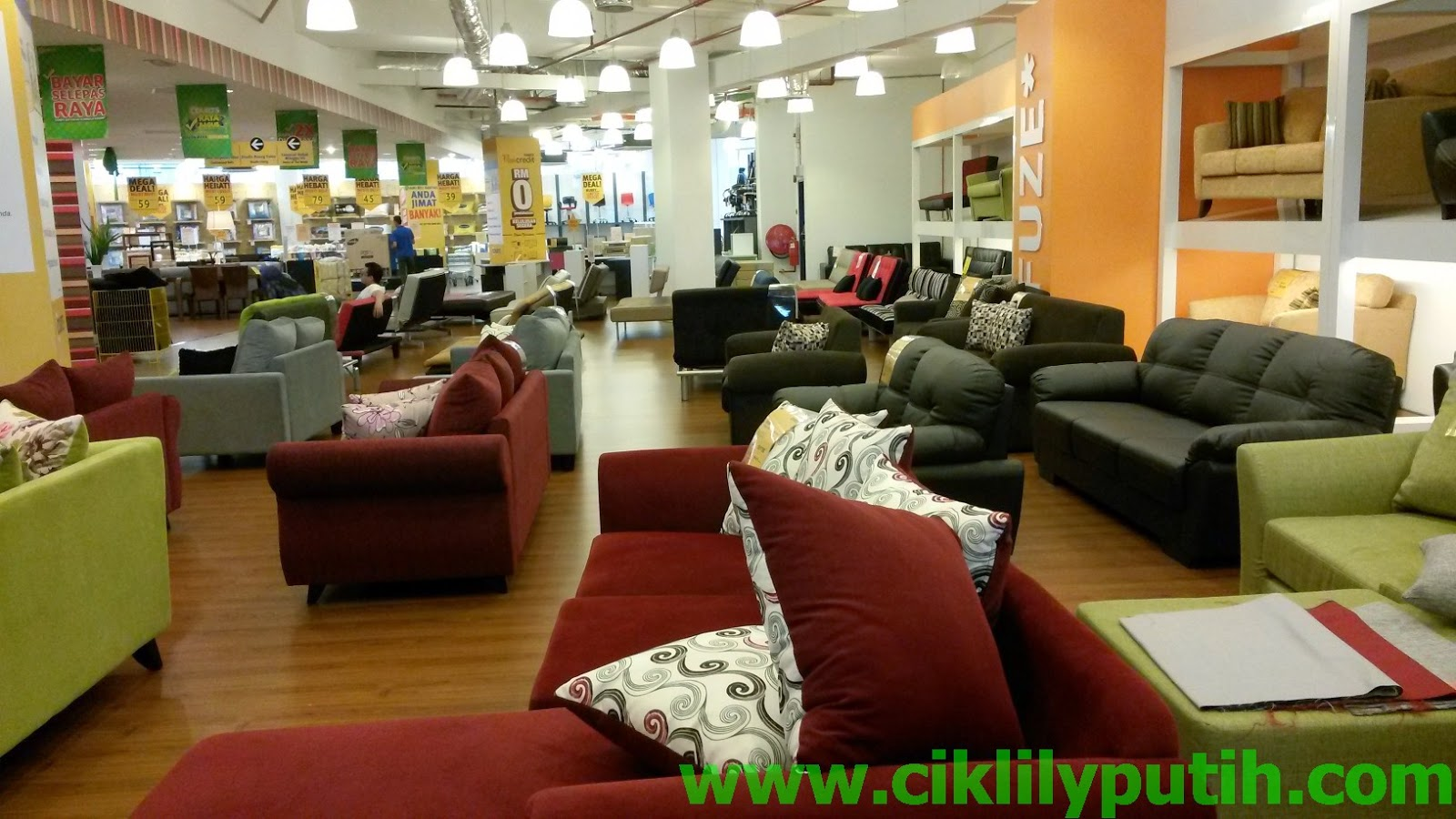 courts sofa malaysia pratts corner sofas ciklilyputih the lifestyle blogger shopping raya bagus di