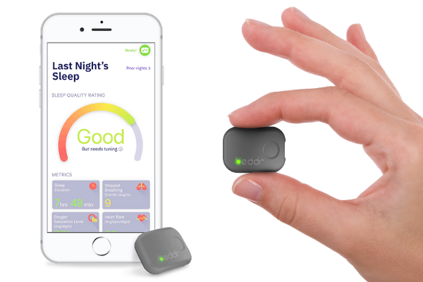Beddr's SleepTuner is the first FDA-registered wearable to improve your sleep
