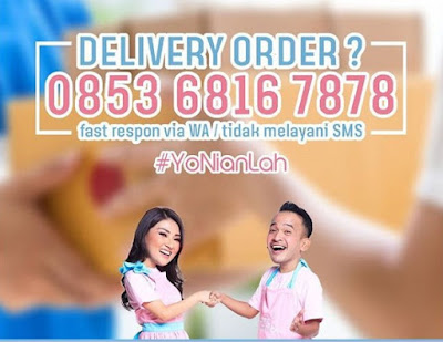 Cara Delivery Order Jambi Jambe