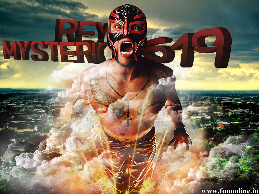 WWE Rey Mysterio Wallpapers 2012 | It's All About Wallpapers