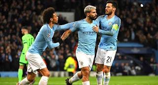 Manchester City Aggresively Destroy Schalke 04 7-0