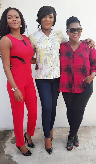 Uche Jombo, Chioma Akpotha & Kehinde Bankole reveal how to get favours from men without sex blackmail