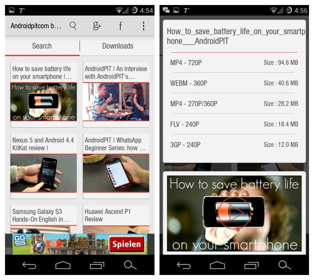 Aplikasi Android Untuk Mendownload Video Youtube Videoder Apk