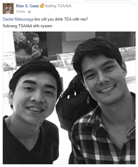 'Misery Needs Company' - After Rejection from Erich, 'CEO' Invites Daniel Matsunaga for Tea Instead