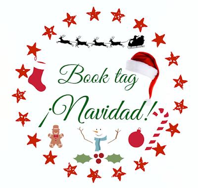 Resultado de imagen para book tag de navidad