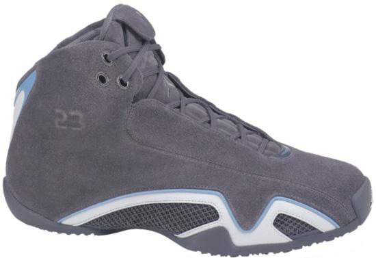 ccd34cee28b5d8 Air Jordan XXI Low (07 12 2006) 313529-142 White University Blue-Metallic  Silver  135.00