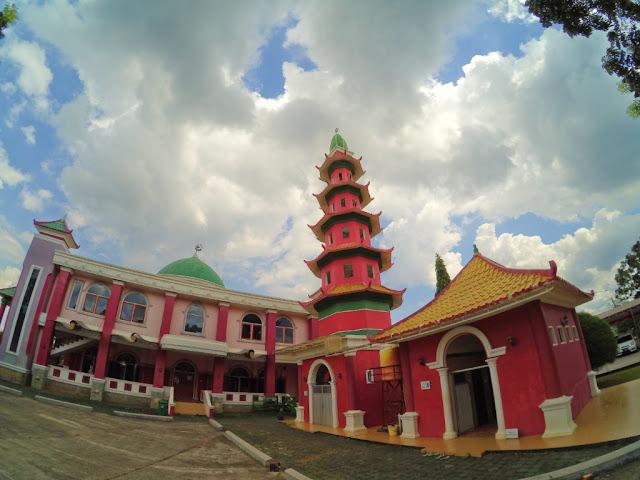 menara masjid chengho