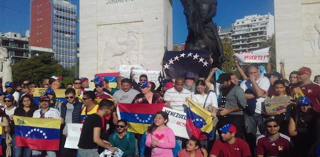 Nuevo record migratorio de venezolanos en Argentina