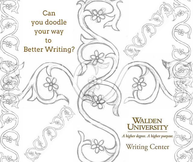 Title Image for this blog post from the Walden University Writing Center