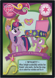 My Little Pony Integrity Series 2 Trading Card