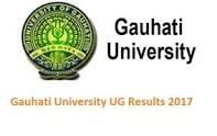 Gauhati University TDC 6th Sem Result