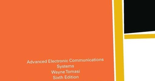 Pdf by tomasi wayne digital analog communication and