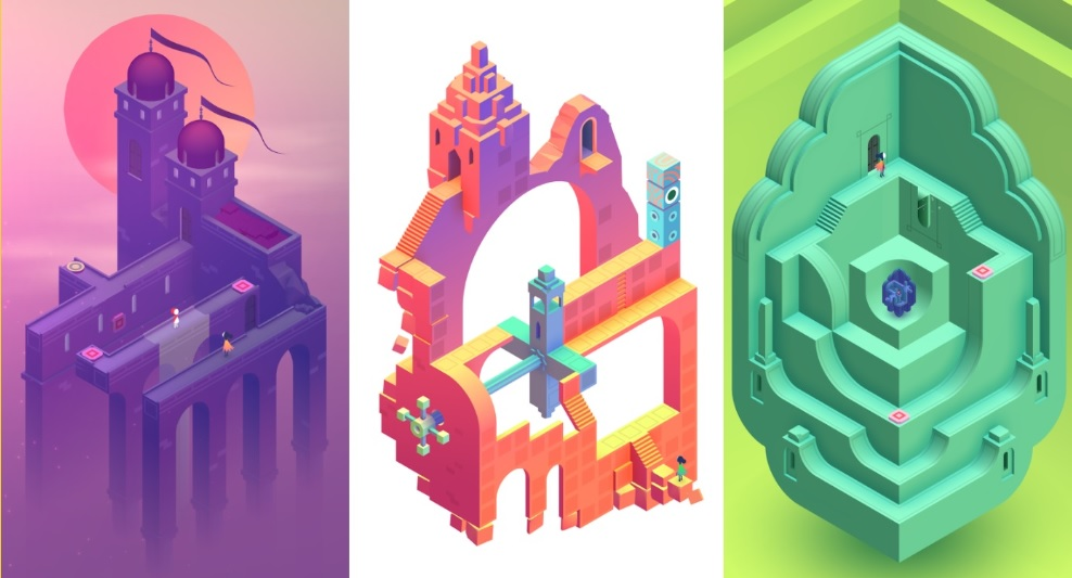Monument Valley 2 is Now Available for Pre-Registration