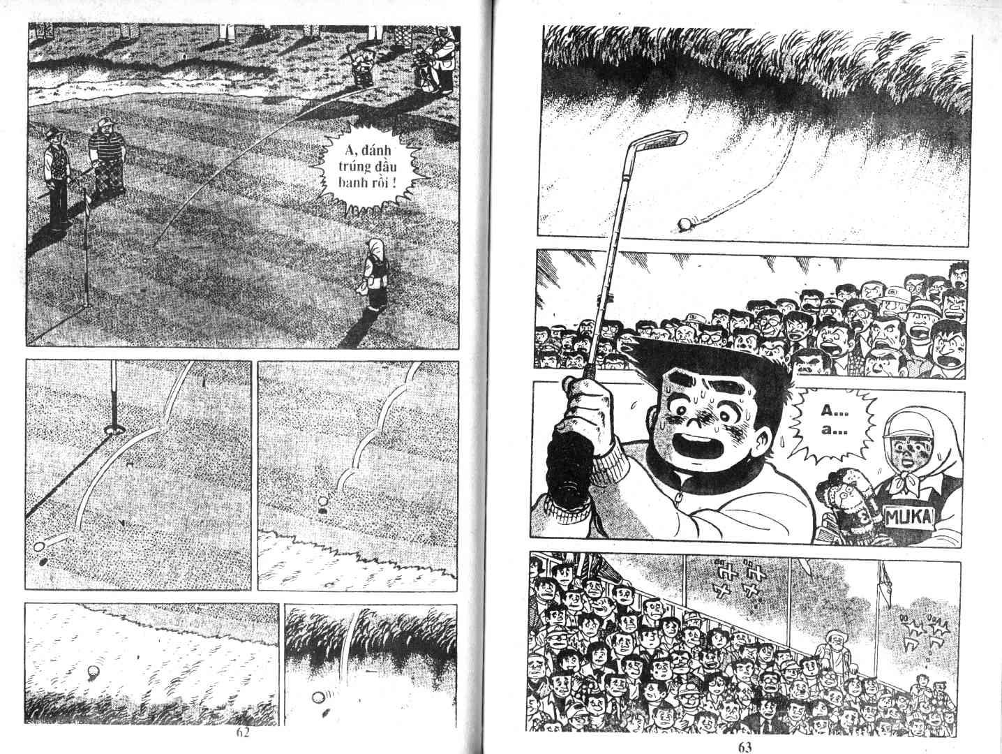 Ashita Tenki ni Naare chapter 41 trang 30