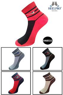 Men's Sports Non Terry Socks