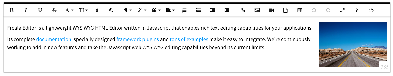 8 jQuery Plugins for Rich Text Editors | jQuery By Example