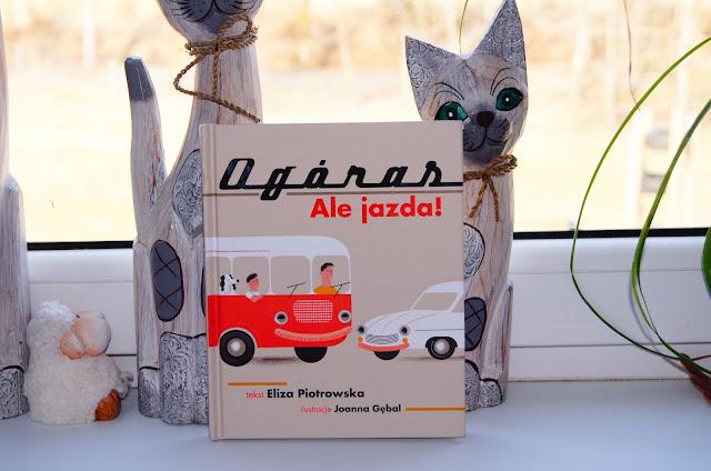 Ogóras - Ale jazda! Nowość od Wydawnictwa Wilga!
