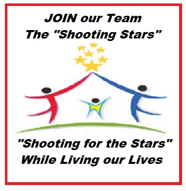 "JOIN our Team The ""Shooting Stars"""