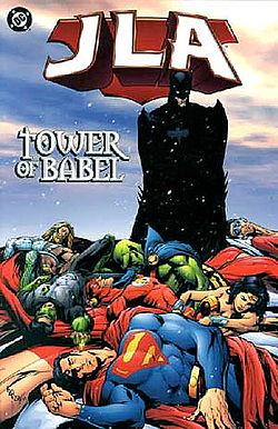 JLA: Tower of Babel