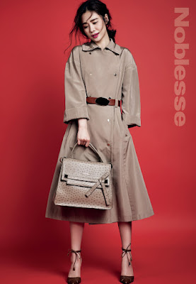 Kim Hyun Joo Noblesse March 2016