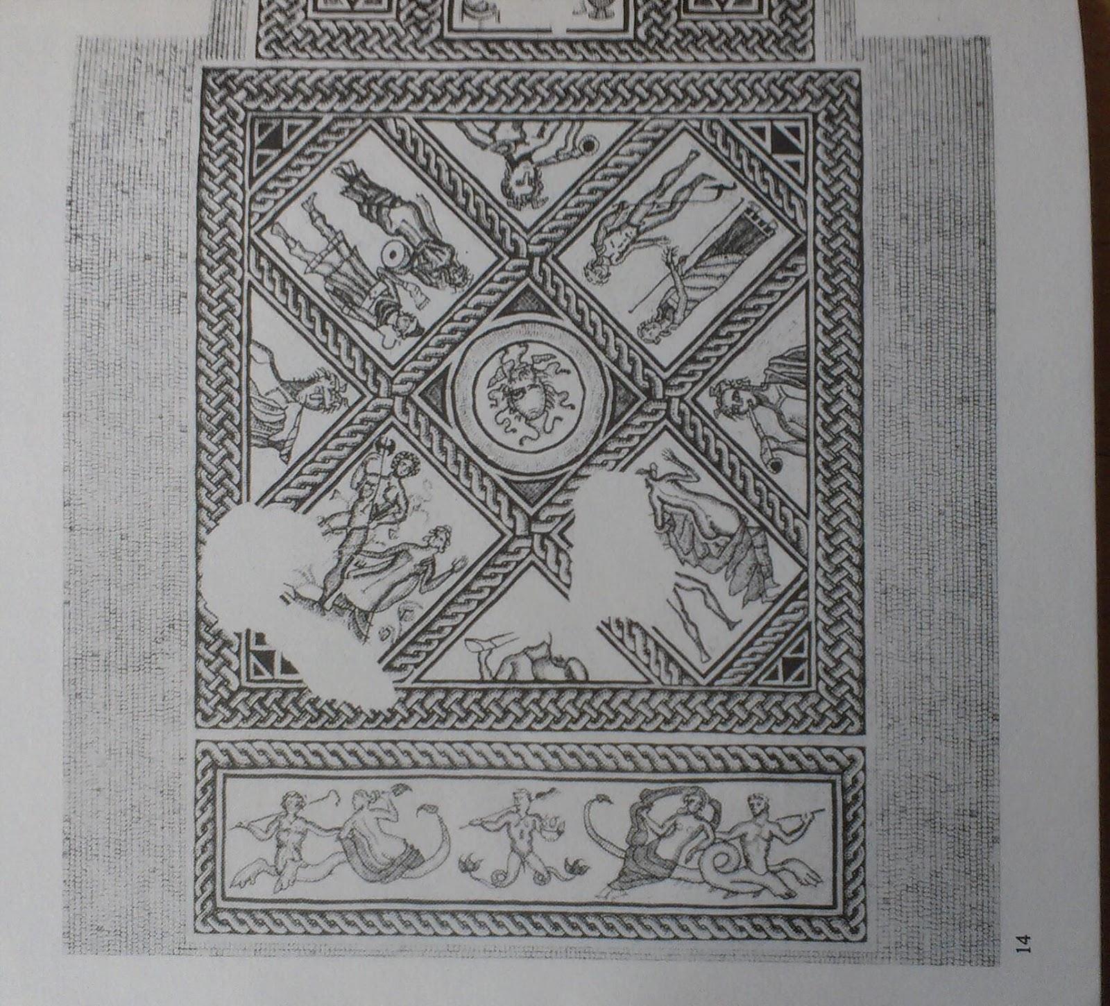Read Roman Mosaics Brading Roman Villa