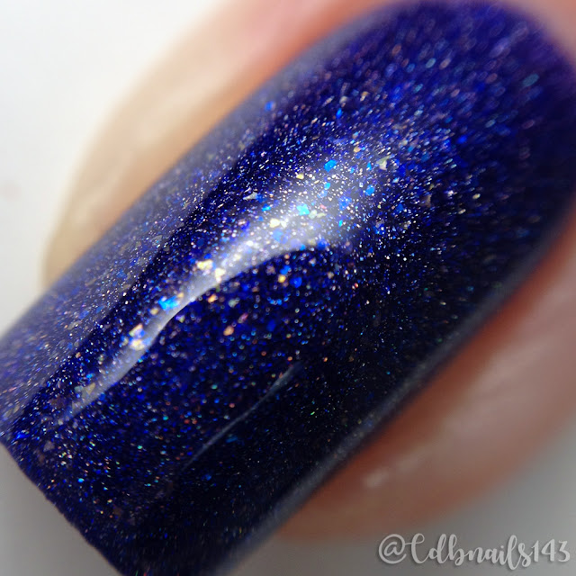 Lollipop Posse Lacquer-You Are The Gull