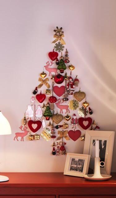 Árvore de natal DIY- Faça você mesmo