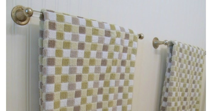 Saving Money: Mixing Vintage And Discount Hardware In The Bathroom | Frugal  Family Times