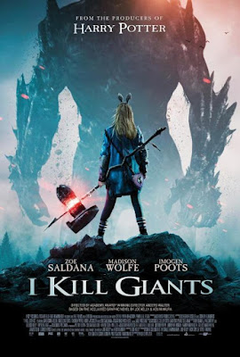 I Kill Giants 2017 DVD R1 NTSC Latino