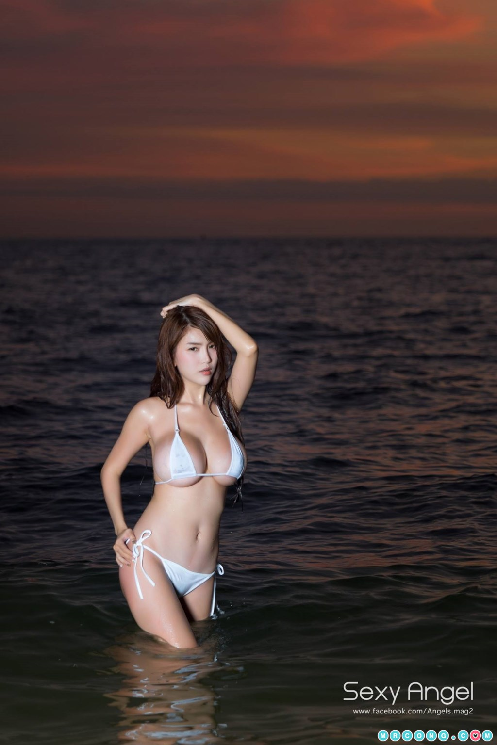 Thai Model No.297: Người mẫu Alisa Rattanachawangkul (124 ảnh)