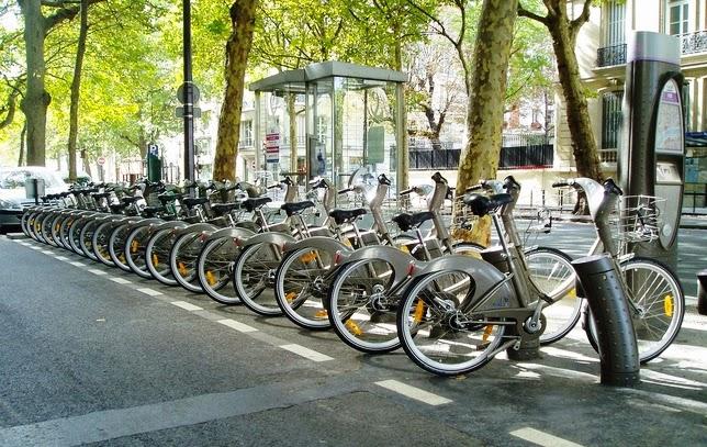 Alugar Bicicleta Paris